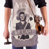 Fartuszek PRL - Yes we can