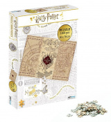 Puzzle - Harry Potter - Mapa Huncwotów
